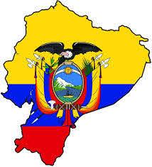 Amazon Com Stick It On Decals Ecuador Flag Map Car Decal Sticker Automotive