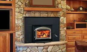 wood electric fireplaces hearth