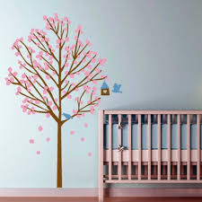 Free Shipping Us Dogwood Tree Branch Bird Large Wall Decals Sticker Blossom On Etsy 99 99 Tree Wall Art Large Wall Decals Decal Wall Art