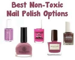 best non toxic nail polish options