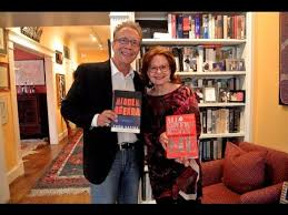 Joint party for best-selling authors Myra MacPherson & Thom Racina ...