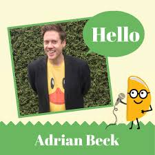 Interview with Adrian Beck - Reading With a Chance of Tacos
