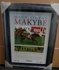 Horse Racing - Makybe Diva - Glen Boss ...