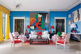 miles redd decorates an eclectic