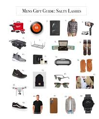 mens and womens gift guides