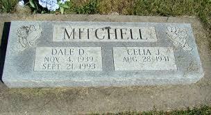 Dale Duane Mitchell (1939 - 1993) - Genealogy