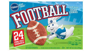 football pillsbury