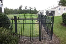 Jerith Aluminium Fence Style 101 Chesapeake Fence Awning Co