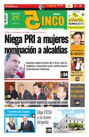Periódico Cinco by Periodico 5inco - issuu
