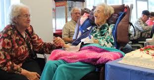 Centenarian celebration fit for a pioneer | Alaska Highway News