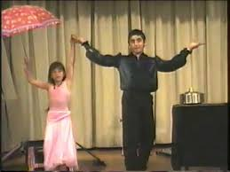 Magic Illusion By 14 Years Old Prince Bagdasarian - YouTube