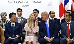 Ivanka Trump recebe enxurrada de críticas por incursões ...