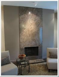granite fireplace accent wall i could