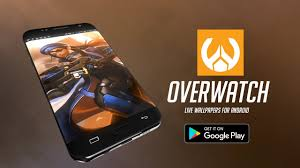 overwatch live wallpapers android app