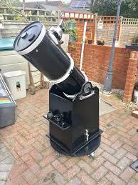 diy dobsonian mount diy astronomer