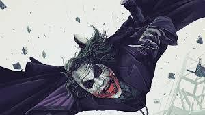 wallpaper 4k the dangerous joker