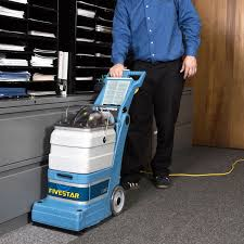fivestar self conned carpet extractor