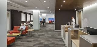 NYU Langone Medical Center, Preston Robert Tisch Center for Men's Health |  Healthcare interior design, Healthcare design, Interior design competition