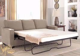zeb sleeper sofa beige queen home