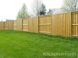 Wood Fences Builders Fence Wood Fence Fence Builders Fence Options