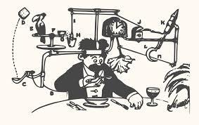 A Rube Goldberg Machine | Responsive Web Design