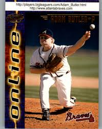Buy Adam Butler Cards Online | Adam Butler Baseball Price Guide - Beckett