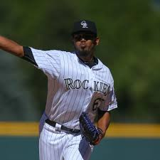 Colorado Rockies starter German Marquez aiming for spot in Opening ...
