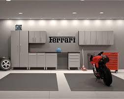 Ferrari Wall Decal Etsy