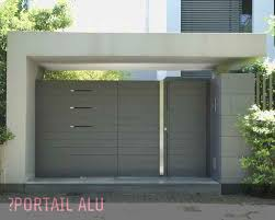 Portail Coulissants Aluminium Main Gate Design Gate Designs Modern Gate Wall Design