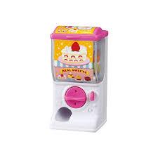 colour ball candy gashapon dispenser
