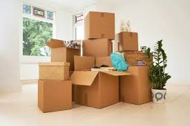Moving in