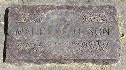 Maude Adele Clark Olson (1900-1950) - Find A Grave Memorial