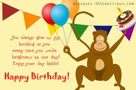birthday wishes for kids greetings com