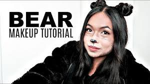 koala bear makeup tutorial saubhaya