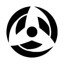 Kakashi Obito Mangekyou Sharingan Naruto Vinyl Decal Sticker