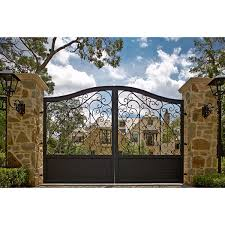 hand made ornamental wrought iron