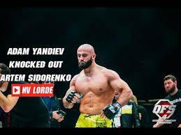 Adam Yandiev knocked out Artem Sidorenko | By NV Lorde - YouTube