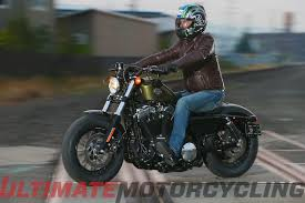 2016 harley davidson forty eight review