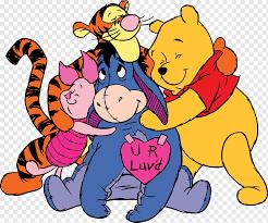 Abraço Winnie-the-Pooh Desenho, Winnie the Pooh, criança ...