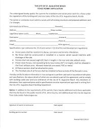 Http Www Staugbch Com Sites Default Files Fileattachments Building Page 691 Fence Permit Pdf 05 24 2017 Pdf