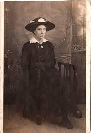 Ada Cardy - 1889: Brian & Sandra's Family History