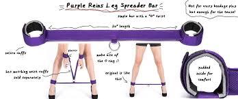 spreader bar for
