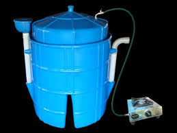 homemade biogas project you