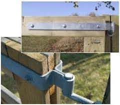 Heavy Duty Double Strap Hinges For 3 Thick Wood Gates Central Eye Each Mom Wish List Gate Hinges Barn Door Hinges Gate Hardware