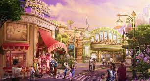 one of kingdom s rides has been