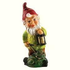 statue sculpture fairy garden gnomes