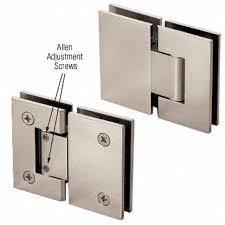 shower door hinges lifetime warranty