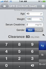medical calculator apps for the iphone