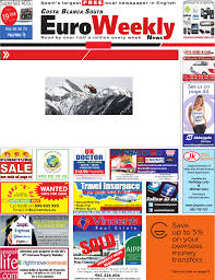 euro weekly news costa blanca south
