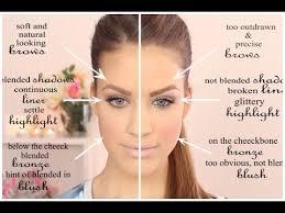 makeup dos and don ts you